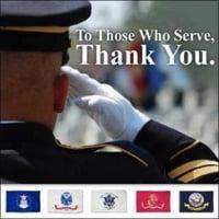 to those who serve