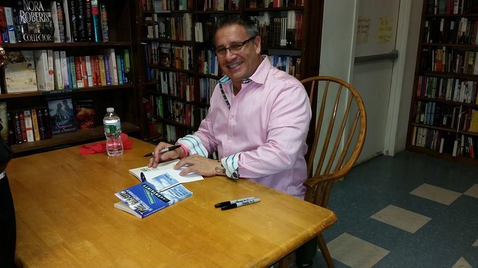 magic book signing
